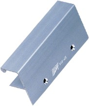 """DP414 Drawer Pull 1-7/8"""" Center to Center Anodized Aluminum Engineered Products (EPCO) DP414-A"""
