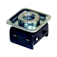 Superior Components 3066-4-4S-55, Bushings for 1in Square Legs, 1/4-20 Thread