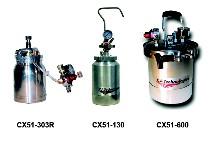CA Tech 51-303-R2, Pressure Cup, 1QT, Single Regulator