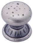Amerock BP4485-WN Round Design Knob, dia. 1-1/4, Weathered Nickel, Ambrosia