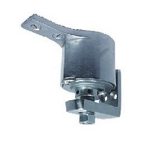 Bommer 7112-652, Pivot Spring Hinge Kits, Double Acting Surface Mount, Dull Chrome