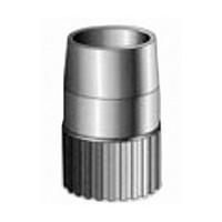 Hardware Concepts 5675-000, 1-1/2 L, Plastic Cabinet Leveler Ext Shaft, Black