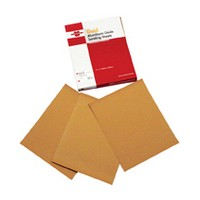 WE Preferred 8507144112961 50 Abrasive Sheets, Aluminum Oxide on C-Weight Paper, 9 x 11, 120 Grit