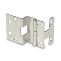 WE Preferred P456-1D 5-Knuckle Hinge for 13/16 Doors, Black