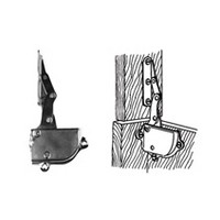 WE Preferred H02-CH00S034 - Chest Hinge