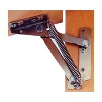 Hettich 100114200, 30lb Left Hand Lid Fitting, Zinc