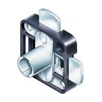 CompX Timberline CB-255 Lock Cyl Body Only, Deadbolt Lock, Opposite Double Door Lock, Surface, Lower right hand or upper left hand installation
