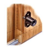 CompX Timberline CB-175 Timberline Lock, Sliding Door Push Lock Cylinder Body, Mounts in 3/4 Material