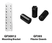 Grass 30912-12 Pilaster Mounting Bracket