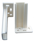 Grass Left Hand Rear Mounting Bracket, 6650
