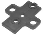 Grass 13462-41, 3mm Hinge Spacer
