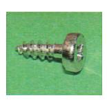 """Grass Zargen Screws #6 x 5/8"""", Flat Head E1 Version, 85686-45"""