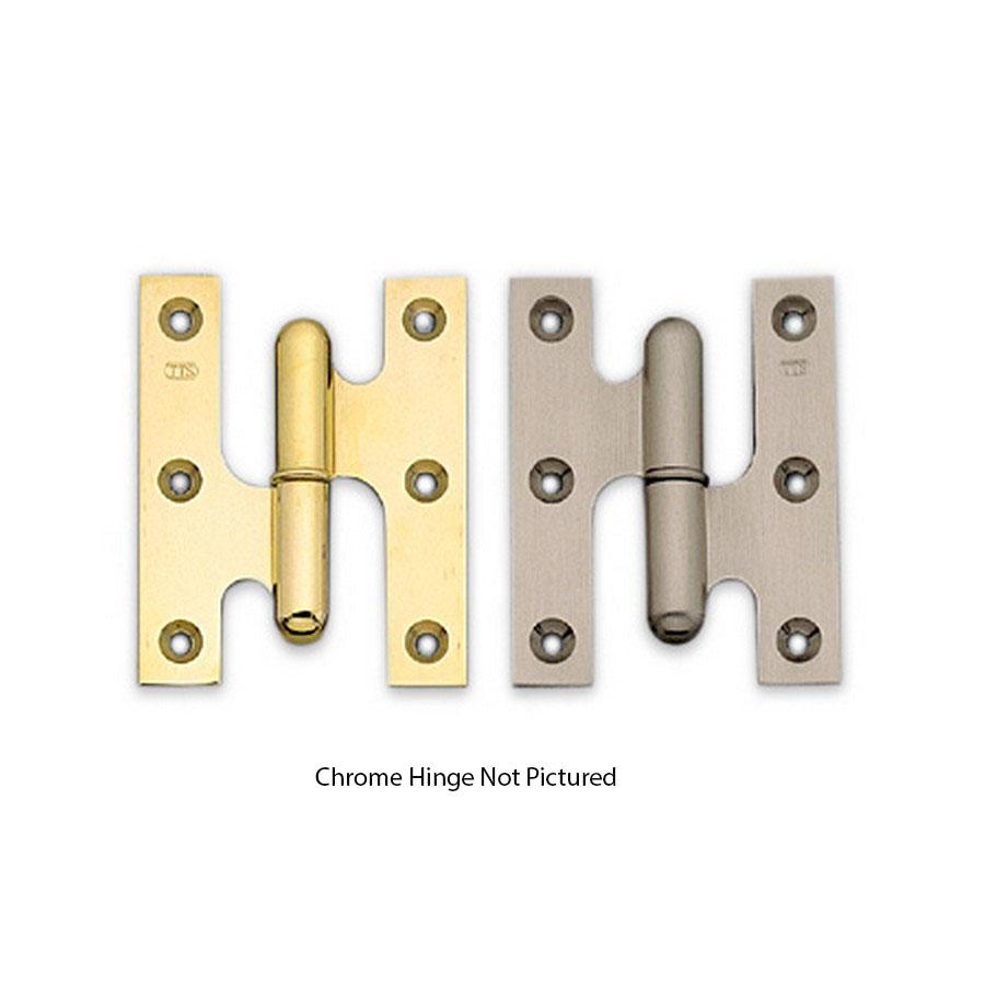"200 Series Lift-Off Hinge 3-15/16"" L Right Hand Satin Nickel Sugatsune 204R-SN"