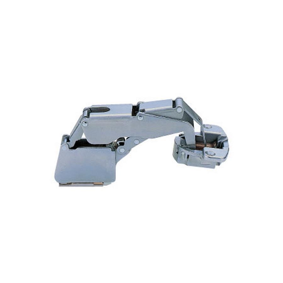 H160 Series European Thick Door Hinge Inset Free Swing Sugatsune H160-34-0
