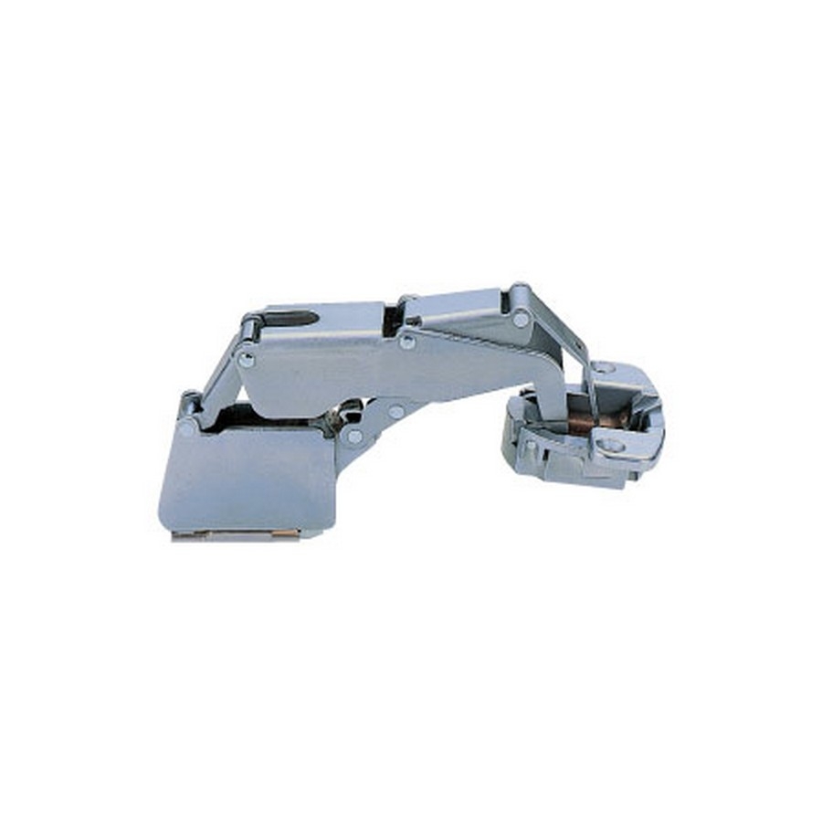 H160 Series European Thick Door Hinge Inset Self-Closing Sugatsune H160-C34-0