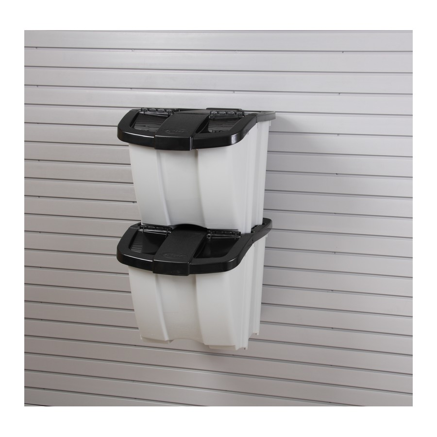HandiACCESSORIES Recycling Center Gray/Black HandiSOLUTIONS HSRC100G