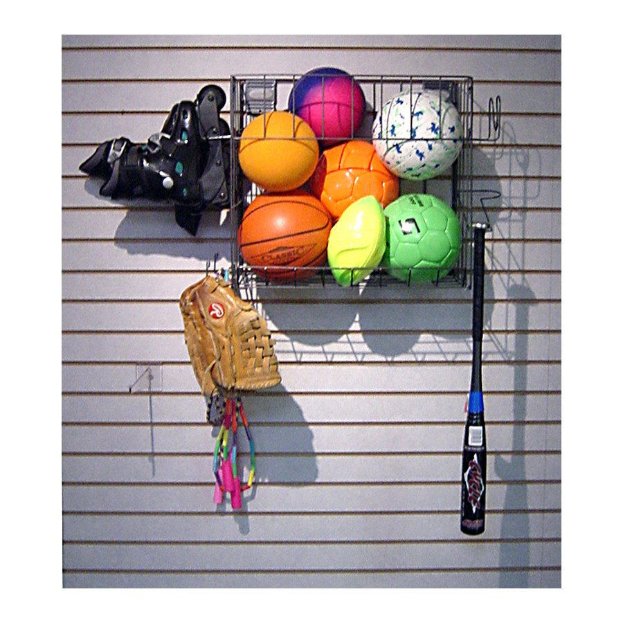 "HandiACCESSORIES Sports Accessory Rack 14"" x 2-1/2"" x 13"" HandiSOLUTIONS HSSAR"