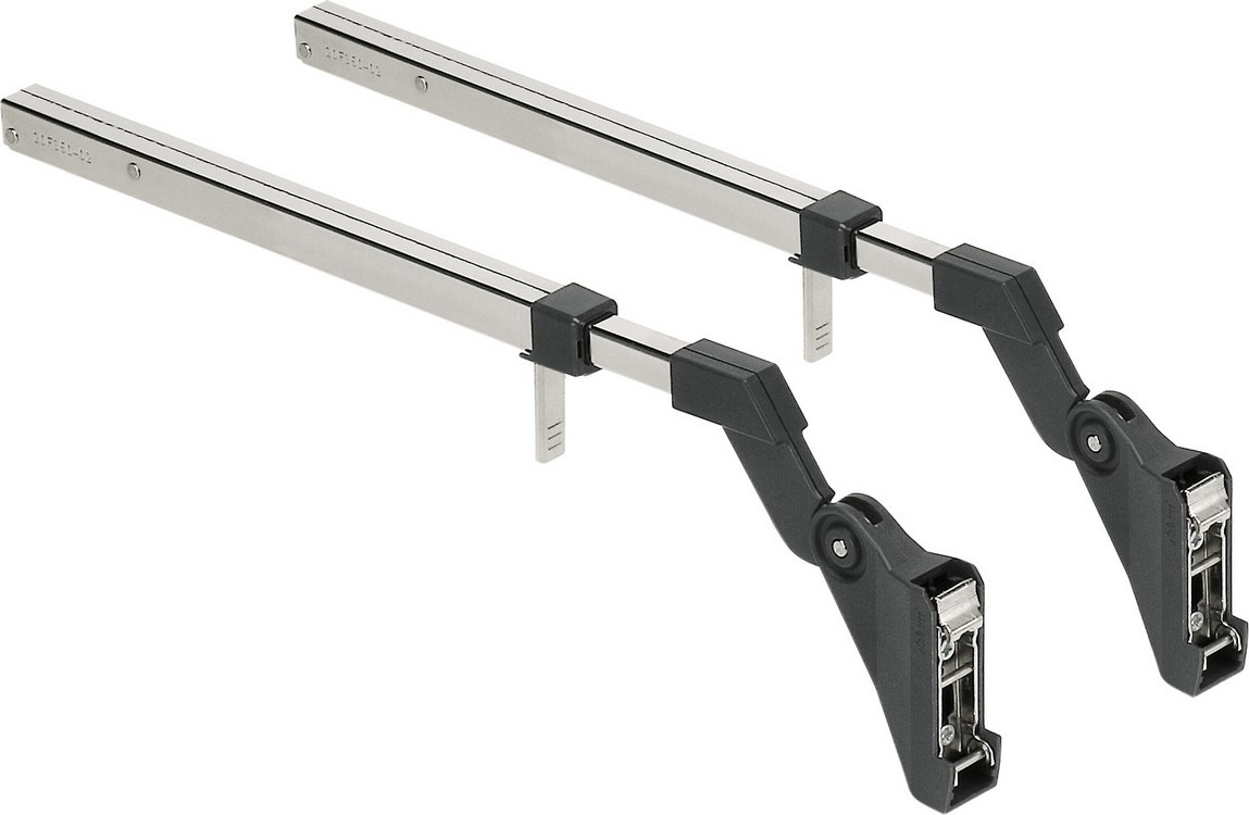 Blum 20F350001 AVENTOS HF Telescopic Arm Set for Bifold Lift Systems