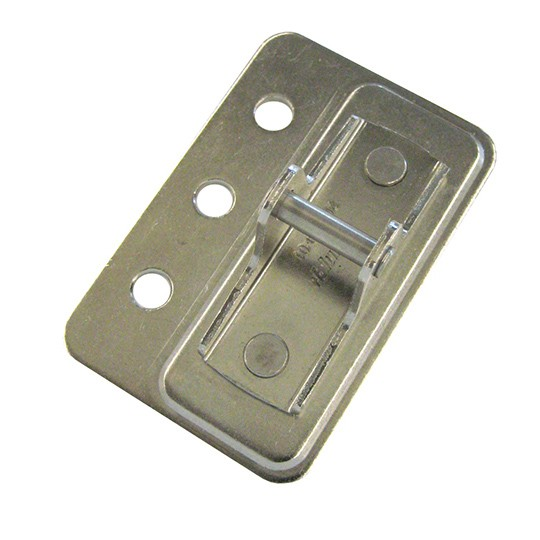 Blum 20K4501 AVENTOS HK-XS Lift System Door Mounting Plates, Face Frame - Large Overlay