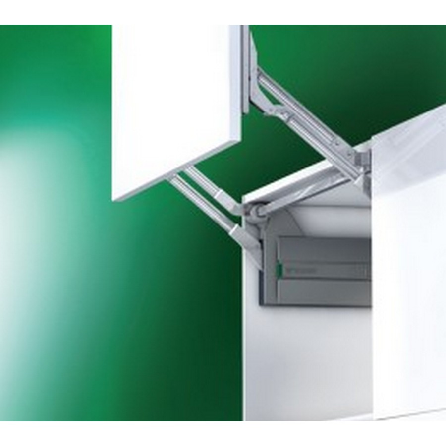 """Kinvaro L-80 Parallel Lifter for Cabinet Height 14-9/16"""" - 15-5/16"""" Grass F152145250201"""