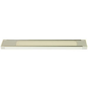 "Tresco 3W Eurolinx 7-3/4"" LED Linear Light, Warm White, L-EUL3W-197WAL-1"