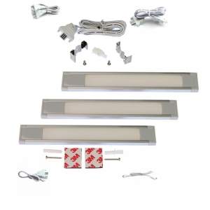 """LED Linear Lighting Kit for 27"""" Cabinet - Eurolinx, 8W, Cool Light, 5000K"""