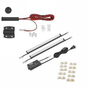 Interior Double Door Base Cabinet Lighting Kit