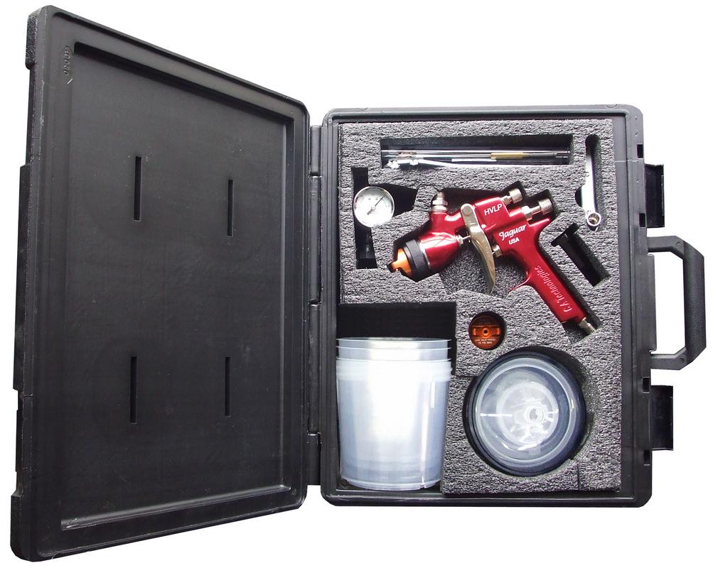 CA Tech CPJ100H-W-PPS, Jaguar HVLP Kit PPS Setup