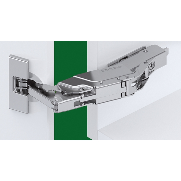 Grass F034139408217 160 Tiomos Self-close Hinge, Half Overlay, Toolless