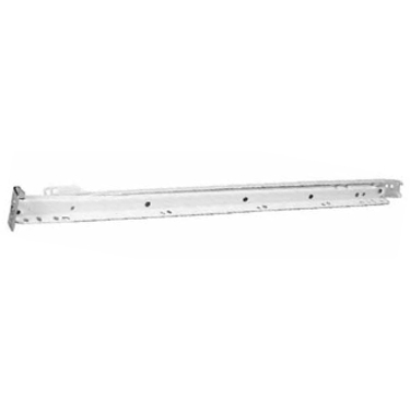 Grass 1754.550.2 22in 100lb Epoxy Coated 7/8 Ext Drawer Slide, with Tilt Bracket