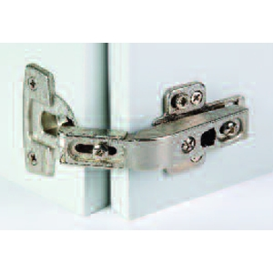 Grass 70140-10 120 Degree Nexis Pie Corner Hinge, Dowel