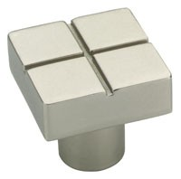 Liberty Hardware P03134-MN-C, Knob, Matte Nickel