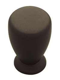 Liberty Hardware PN0248-OB-C, Knob, 3/4 dia., Distressed Oil Rubbed Bronze