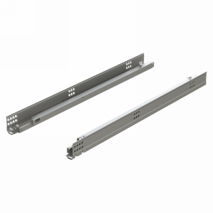 "Blum 554H3050B01, 12"" TANDEM EDGE  Undermount Drawer Slide, 7/8 Extension, Soft-Close"