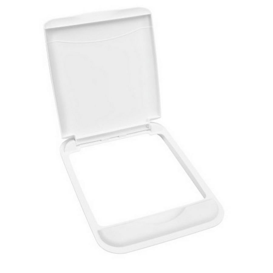 50 Quart White Lid Rev-A-Shelf RV-50-LID-1