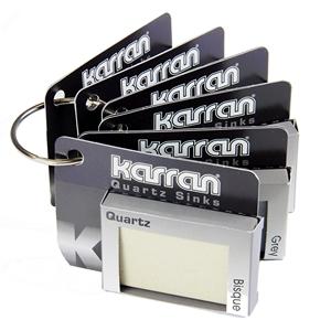 Karran Quartz Sample Chain, QCC