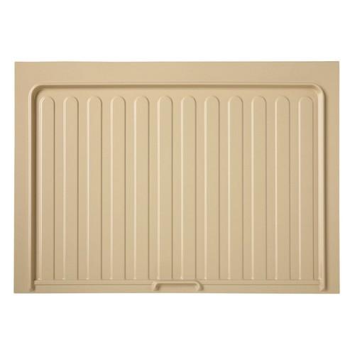 "Vanity Sink Base Drip Tray 22-1/2"" W Almond Rev-A-Shelf SBVDT-2124-A-1"