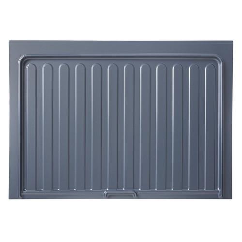 "Vanity Sink Base Drip Tray 28-1/2"" W Silver Rev-A-Shelf SBVDT-2730-S-1"