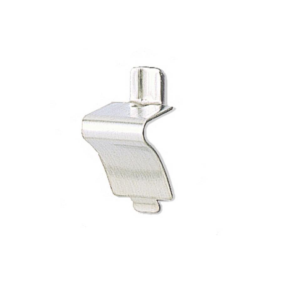 Stainless Steel Shelf Clip White Sugatsune SPB-20WT