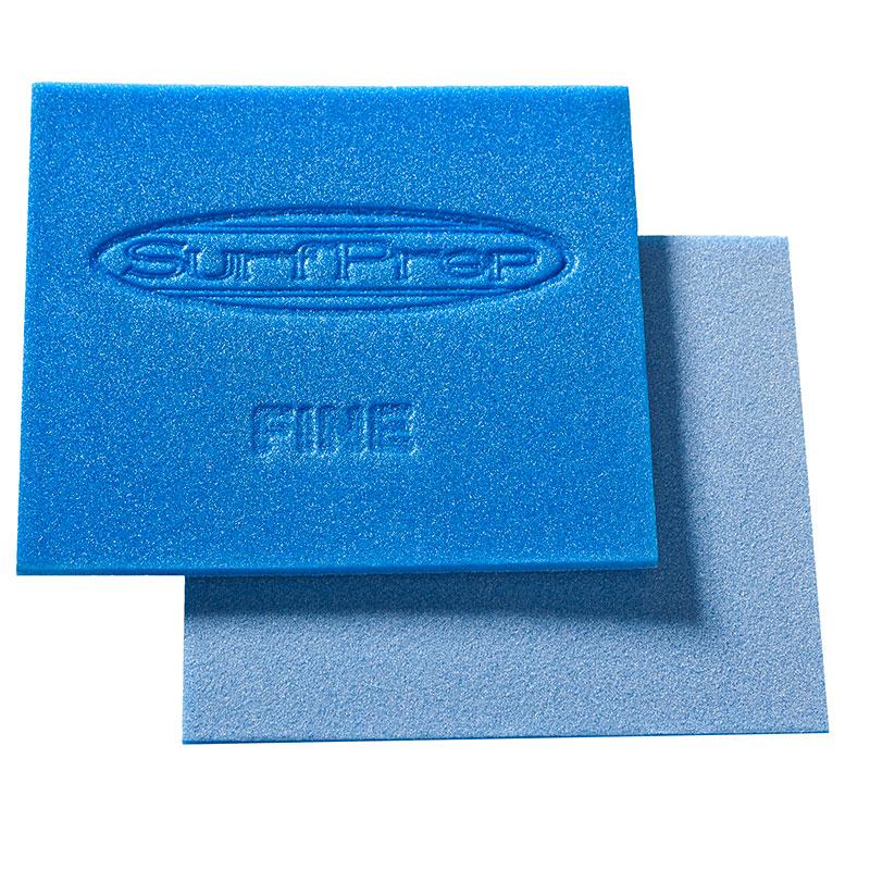 SurfPrep Bulk-20, Blue Foam Hand Pad, Fine