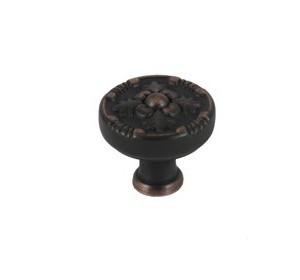 WE Preferred MPF6-ORB, 1-1/4 Dia., Oil Rubbed Bronze Zinc Knob Elite II