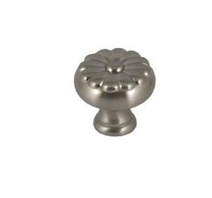 WE Preferred MPA16-SN, 1-1/4 Dia., Satin Nickel Zinc Knob Elite II