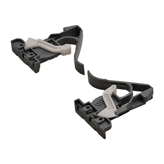 Salice A710.610, Left/Right Front Clips for Futura Drawer Slide