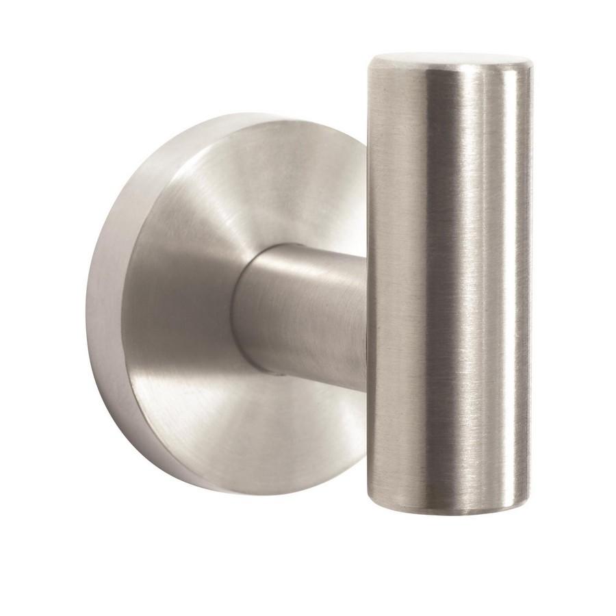 Arrondi Robe Hook Stainless Steel Amerock BH26542SS