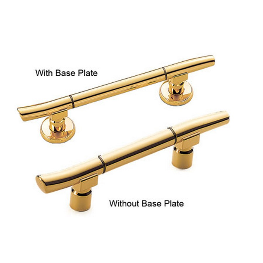 TMH Pull 96mm Center to Center 24K Gold Plated Sugatsune TMH-96