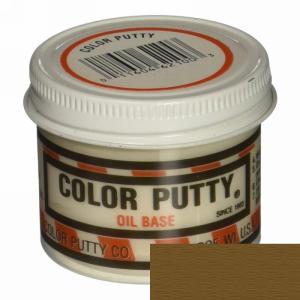 Color Putty 144 Wood Filler Solvent Based Teakwood 3 7 Oz