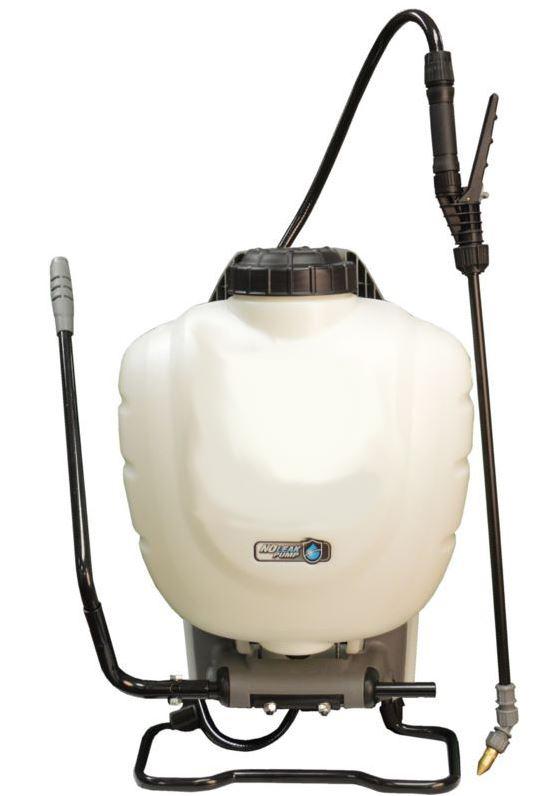 4 Nozzle Manual Backpack Sprayer 4 Gallon