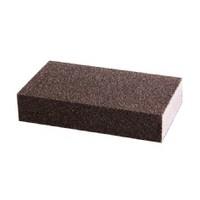 WE Preferred 0587010006961 250 Sanding Sponges, Aluminum Oxide, 4 Sided Block, Medium Grit