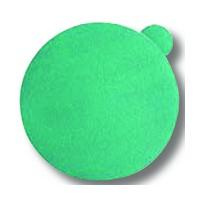 WE Preferred 8506342240961 100 Abrasive Discs, Aluminum Oxide on Film, 5in, No Hole, PSA, 400 Grit