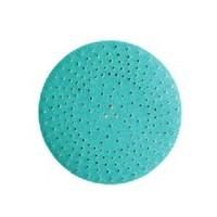 WE Preferred 8506363008961 50 Abrasive Discs, Aluminum Oxide on Film, 6in, Multi Hole, Hook & Loop, 80 Grit